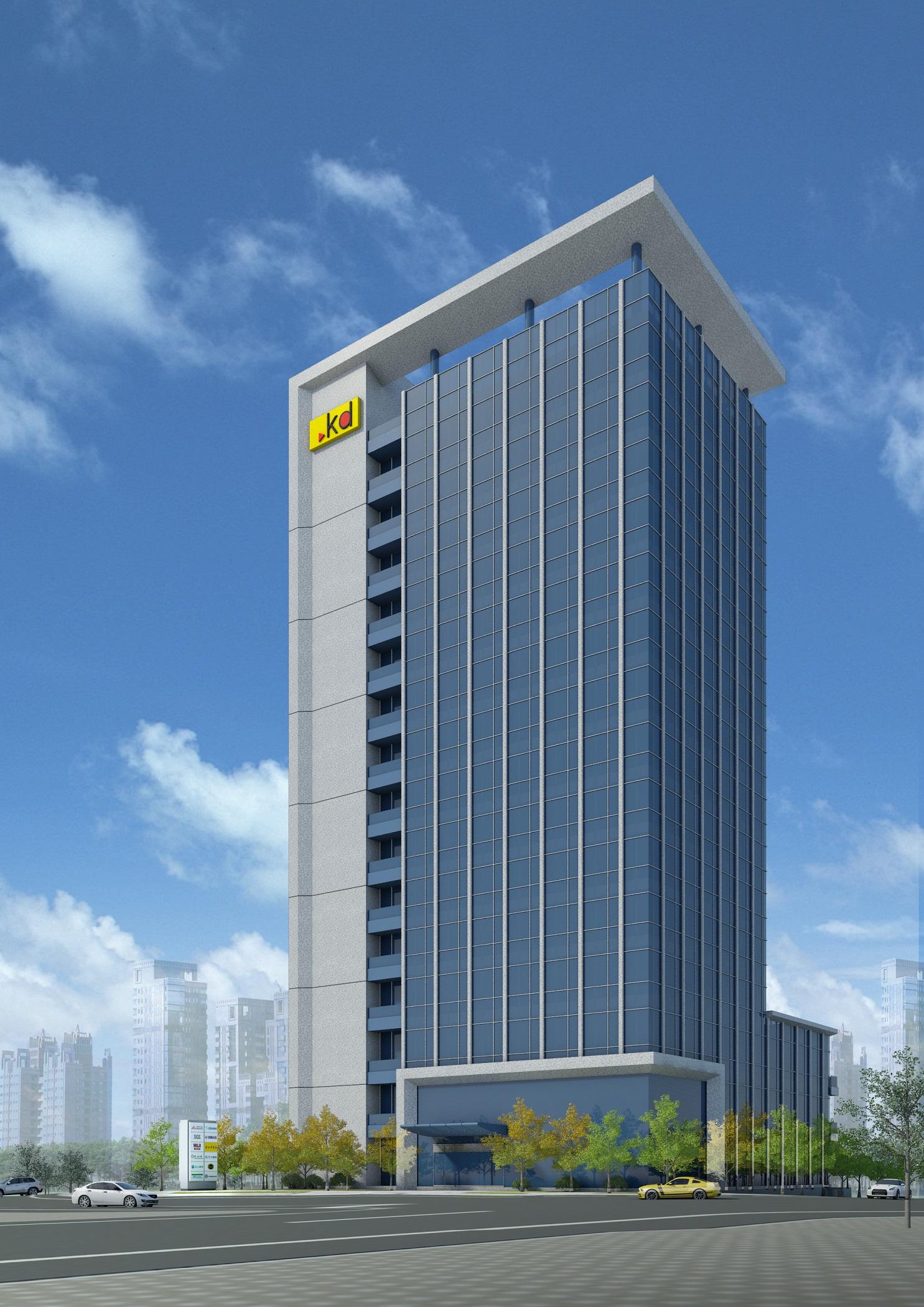 科定企業總部大樓新建工程